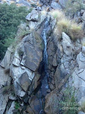 Photograph - Tramway Waterfall by Deborah Smolinske
