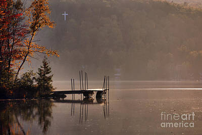 Photograph - Tranquil Evening by Aimelle