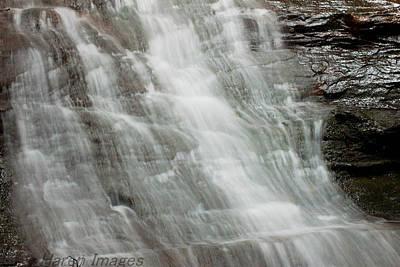 Photograph - Tranquil Falls by Haren Images- Kriss Haren