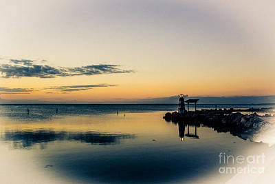 Photograph - Tranquil Horizon by Rene Triay Photography