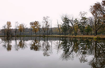 Photograph - Tranquil Reflections by Ely Arsha
