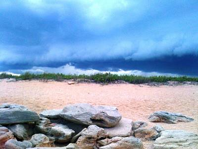 Photograph - Tranquil Storm by Julie Wilcox