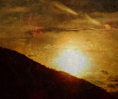 Tranquil Sunrise Original by Dan Sproul