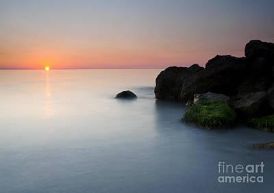 Tranquil Sunset Original
