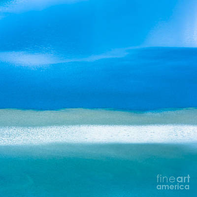 Relief Photograph - Tranquillity 1 by Hitendra SINKAR