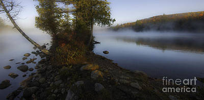 Photograph - Tranquility - A Vermont Scenic by Expressive Landscapes Fine Art Photography by Thom
