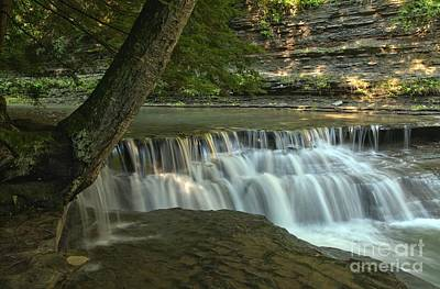 Photograph - Tranquility At Stony Brook by Adam Jewell