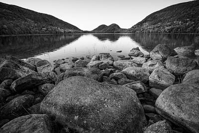 Jordan Pond Photograph - Tranquility by Kristopher Schoenleber