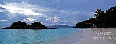 Photograph - Tranquil Trunk Bay by Betty Morgan