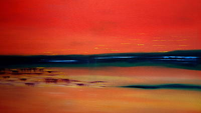 Painting - Tranquillity by David Hatton