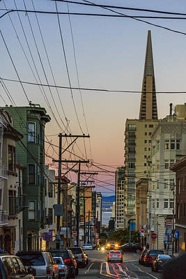 Photograph - Transamerican Urbanism by Scott Campbell