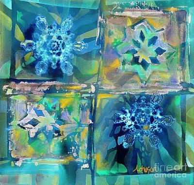 Transformed 2 Art Print