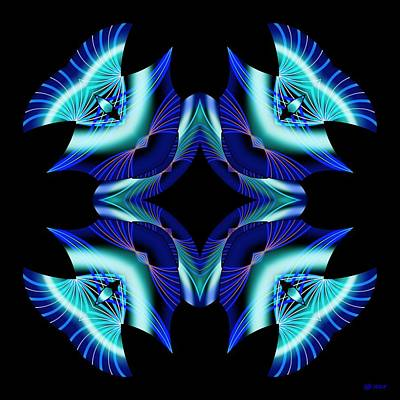 Digital Art - Transformer 2 by Brian Johnson
