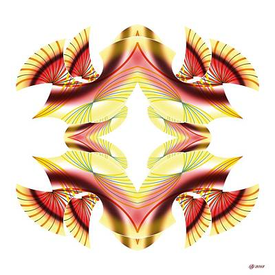 Digital Art - Transformer 4 by Brian Johnson