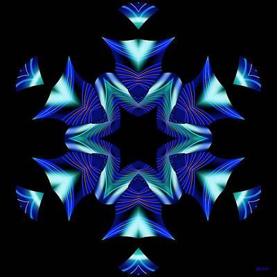 Digital Art - Transformer 7 by Brian Johnson