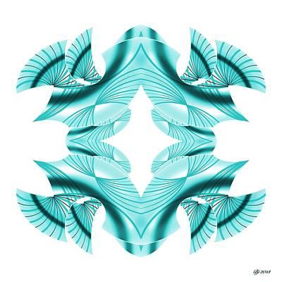 Digital Art - Transformer 9 by Brian Johnson