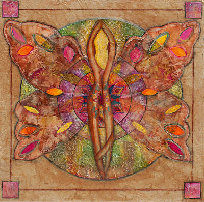 Raising Mixed Media - Transforming Together by Cheryl Irwin