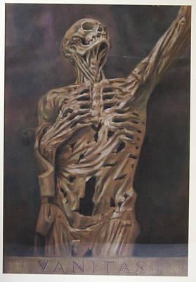 Transi Art Print by Paez  Antonio