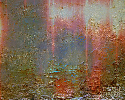 Painting - Rust Never Stops by Ed Churchill