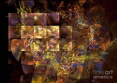 Digital Art - Translucence by Olga Hamilton