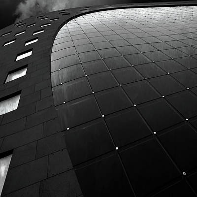Rotterdam Photograph - Transparency by Gilbert Claes