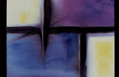 Wall Art - Painting - Transposition 4 by Linda Wimberly