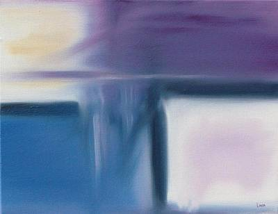 Wall Art - Painting - Transposition 3 by Linda Wimberly