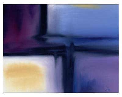 Wall Art - Painting - Transposition by Linda Wimberly