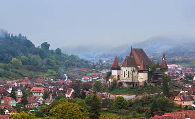 Transylvania Art Print by Mircea Costina Photography