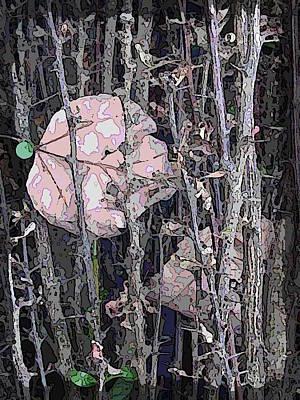 Digital Art - Trapped 3 by Tim Allen