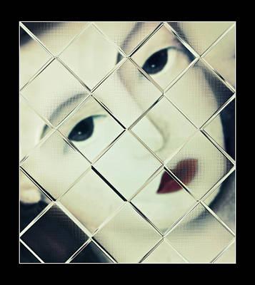 Trapped Art Print by Susan Leggett