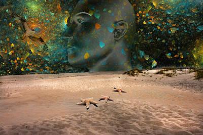 Surrealism Digital Art - Travel by Betsy Knapp