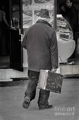Waif Photograph - Traveler by Stefan Stevanovic