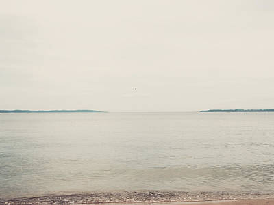 Traverse Bay Art Print by Elle Moss