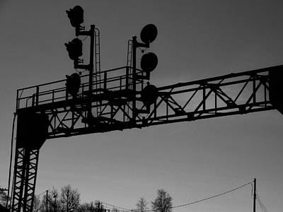 Photograph - Trax by Steven Stutz