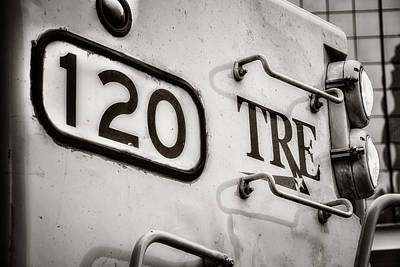 Tre 120 Art Print by Joan Carroll