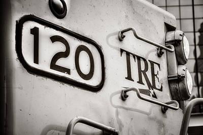Tre 120 Original by Joan Carroll