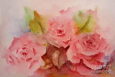 Painting - Tre Rose by Kathleen Pio