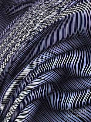 Tread Pattern Art Print