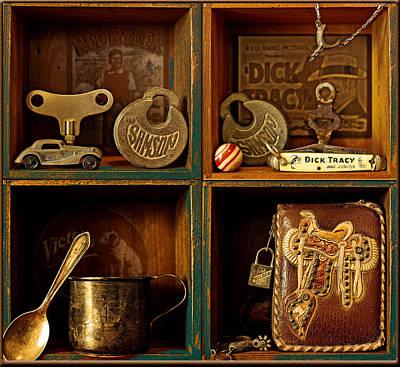 Treasure Box Digital Art - Treasure Box by John Anderson