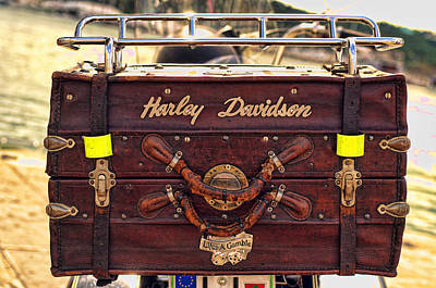 Photograph - Treasure Chest by Graham Hawcroft pixsellpix
