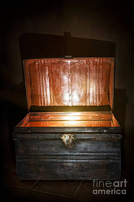Treasure Box Photograph - Treasure by Elena Elisseeva
