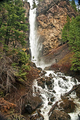 Photograph - Treasure Falls by Eric Rundle