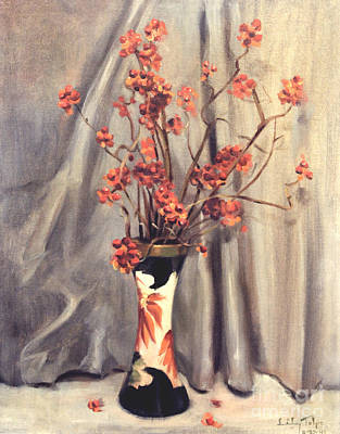 Painting - Trebilcock Vase by Art By Tolpo Collection