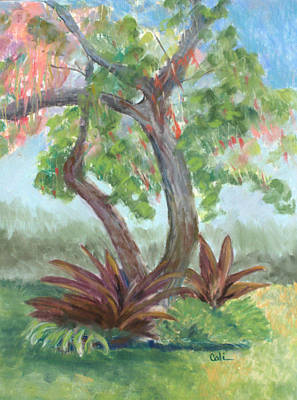 Painting - Tree by Calliope Thomas