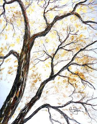 Painting - Tree by Cristina Stefan