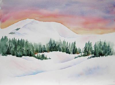 Painting - Tree Line by Renee Goularte