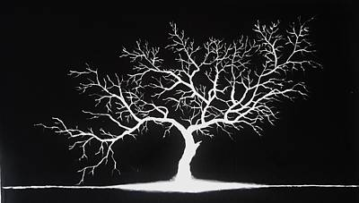 Painting - Tree Of Life #3 by Thomas Kolendra