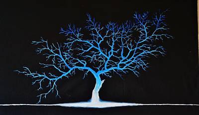 Painting - Tree Of Life #3a by Thomas Kolendra