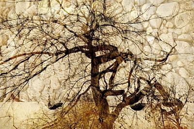 Tree Of Life  Art Print by Ann Powell